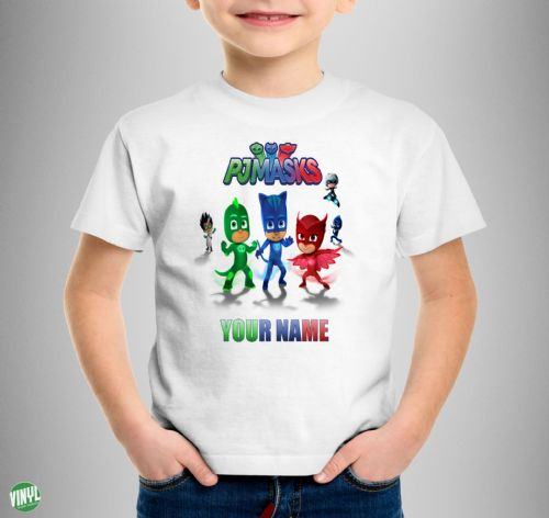 Pj Masks villain T-shirt